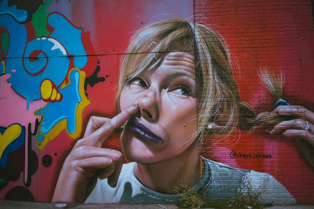 Bushwick Murals A Brooklyn Graffiti Tour Including Bushwick Street