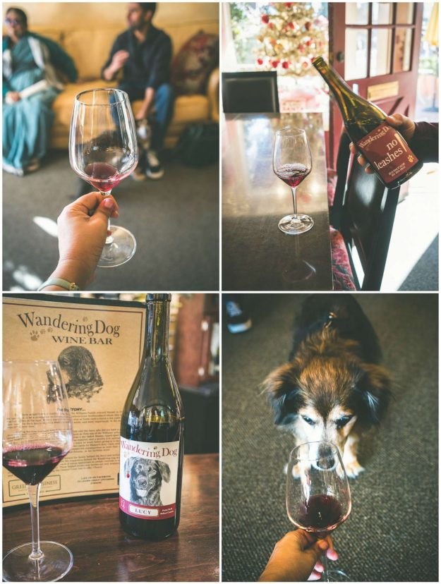 Dog friendly Solvang features dog friendly attractions on a day trip to Solvang