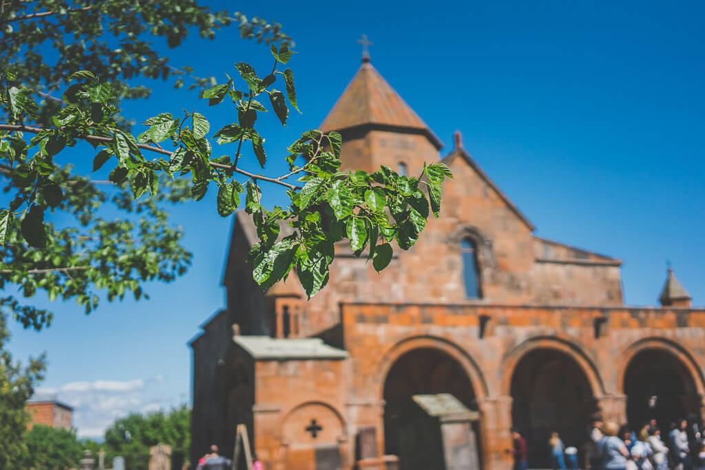 Echmiadzin, an easy day trip from Yerevan