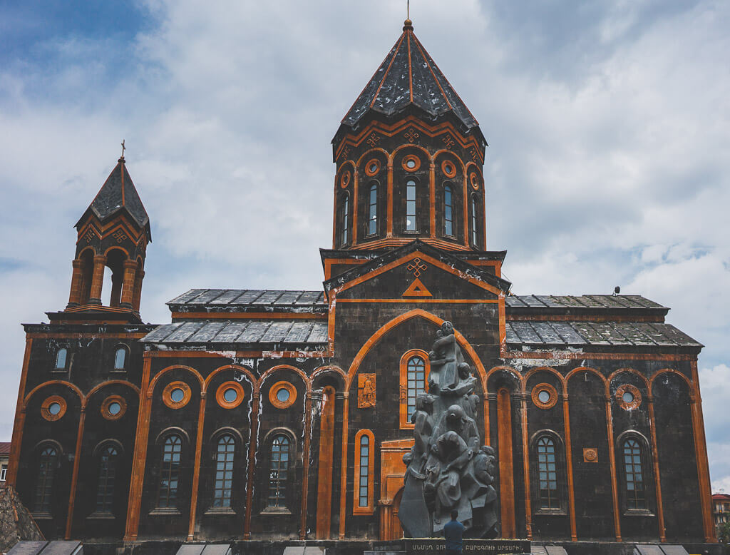 Things to do in Armenia: Visit Gyumri, the second largest city in Armenia