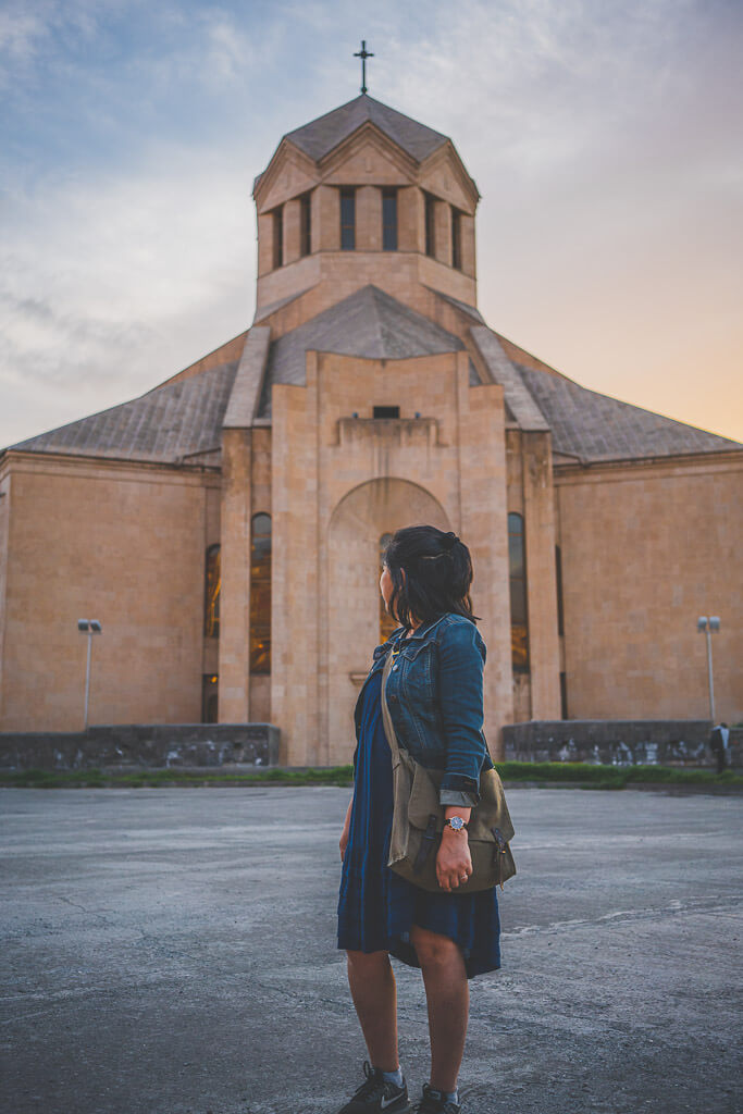 Armenia travel tips, things to do in Armenia, Churches and cathedrals in Yerevan, Armenia