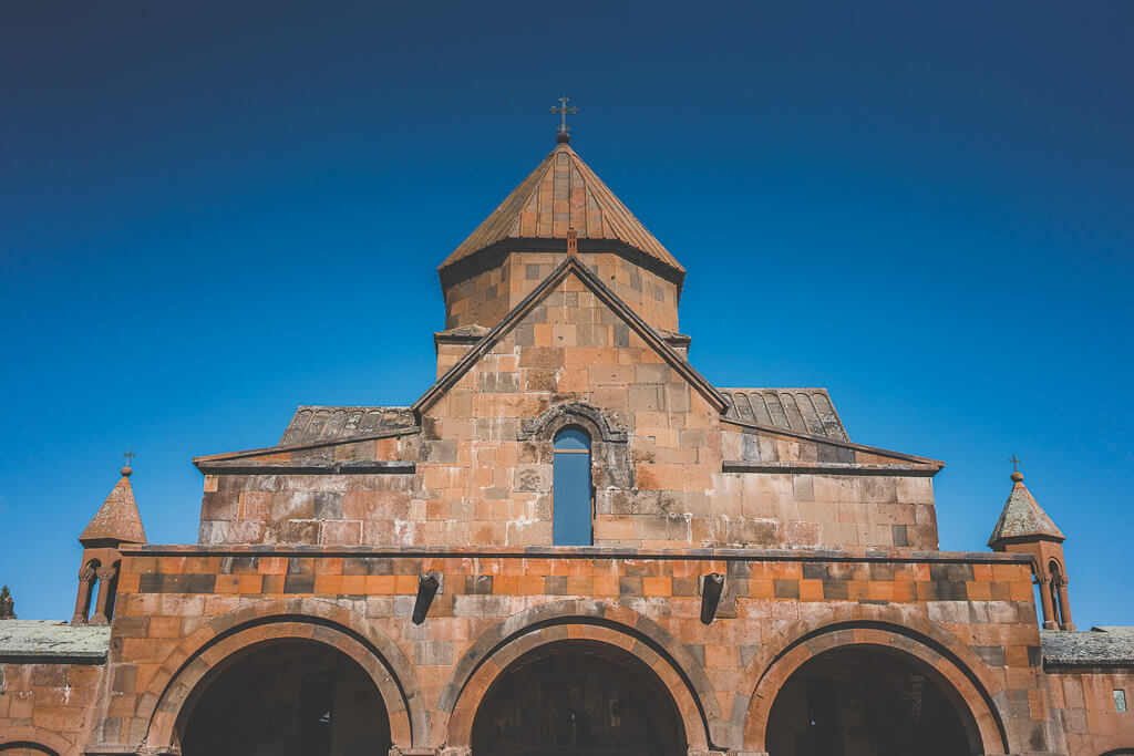 Etchmiadzin is an easy day trip from Yerevan
