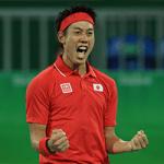 リオ・オリンピック 錦織が銅メダル獲得 日本勢96年ぶりの快挙、ナダル撃破