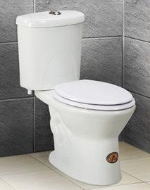 摩登(Modern) 二段式省水馬桶 (歐規管距20/25cm) CS-2109 – 永昕衛浴廚具