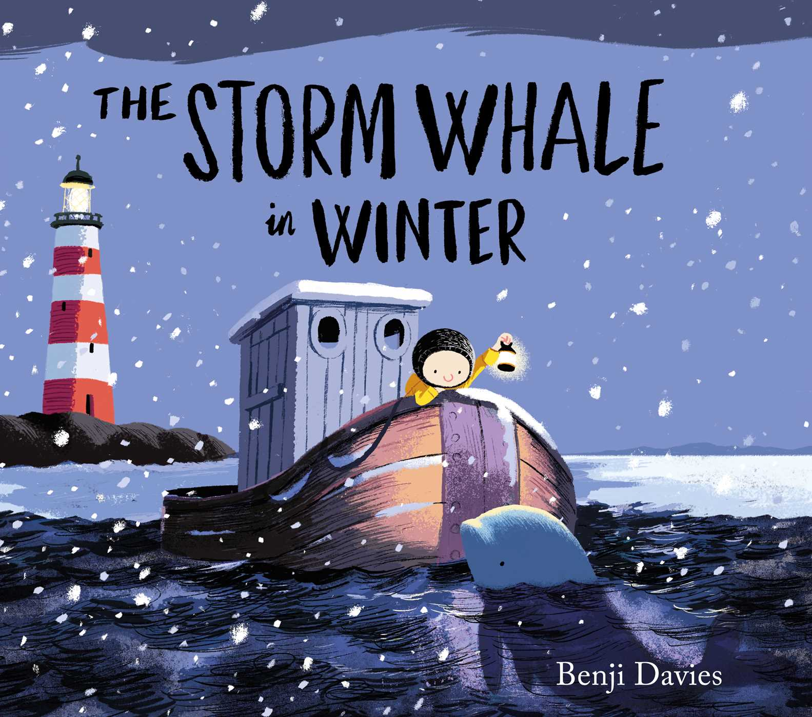 The Storm Whale In Winter Benji Davies