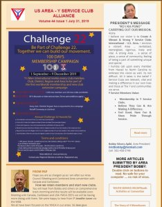 Alliance Newsletter