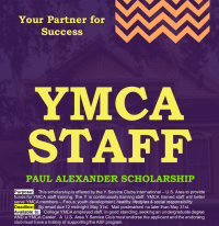 Paul Alexander Scholarship