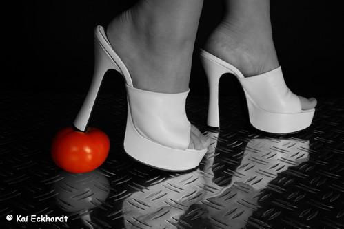 De las zapatillas rojas a los zapatos de tacón (Primera parte) (5/6)