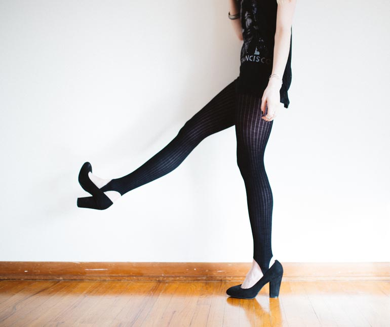 Slippery Shoes Getting you Down? How to Make Shoes Less Slippery