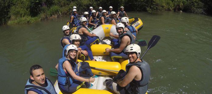 Rafting con H2UR