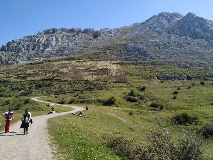 Camino al monte