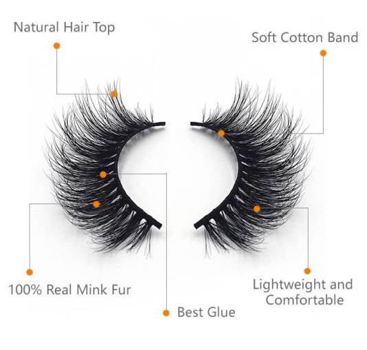 Best design of our hot selling lashes
