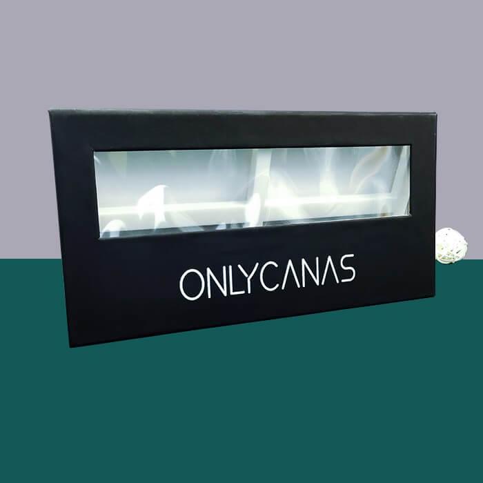 Unique custom lash boxes