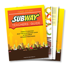 SUBWAY® Case Study - Documentary Teacher's Guide