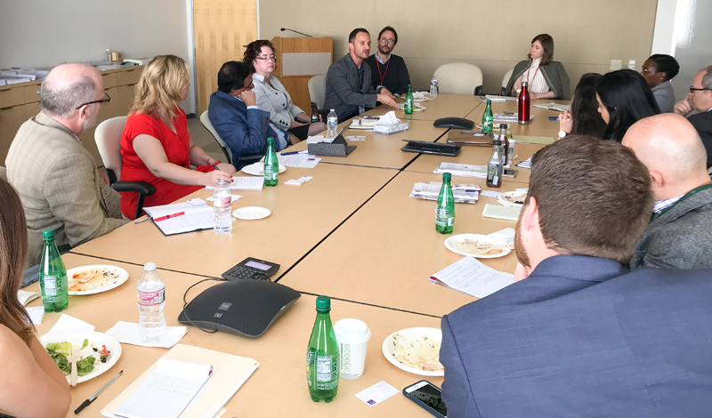 Rand and YSN Meeting Feb 2018