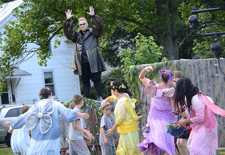 425-year-old magic, mirth and mayhem on Mills Lawn