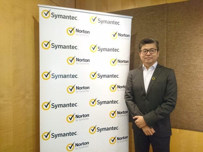 Symantec亞洲區消費事業總監徐俊鴻