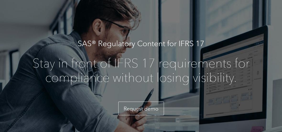 SAS Regulatory Content for IFRS 17