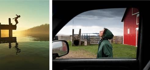圖片來源:(左) Adobe Stock/Orlando Florin Rosu;(右) Adobe Stock/Hero Images。