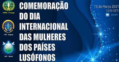 Brochura 13 de Março – Dia das Mulheres – YSP Angola | FMPM Portugal | UPF Brasil