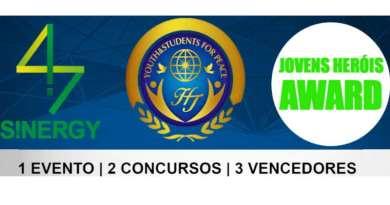 Concurso S!NERGY Angola & Jovens Heroís 2021