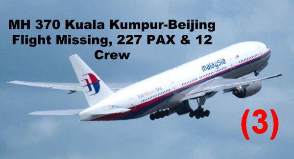 マレーシア航空3