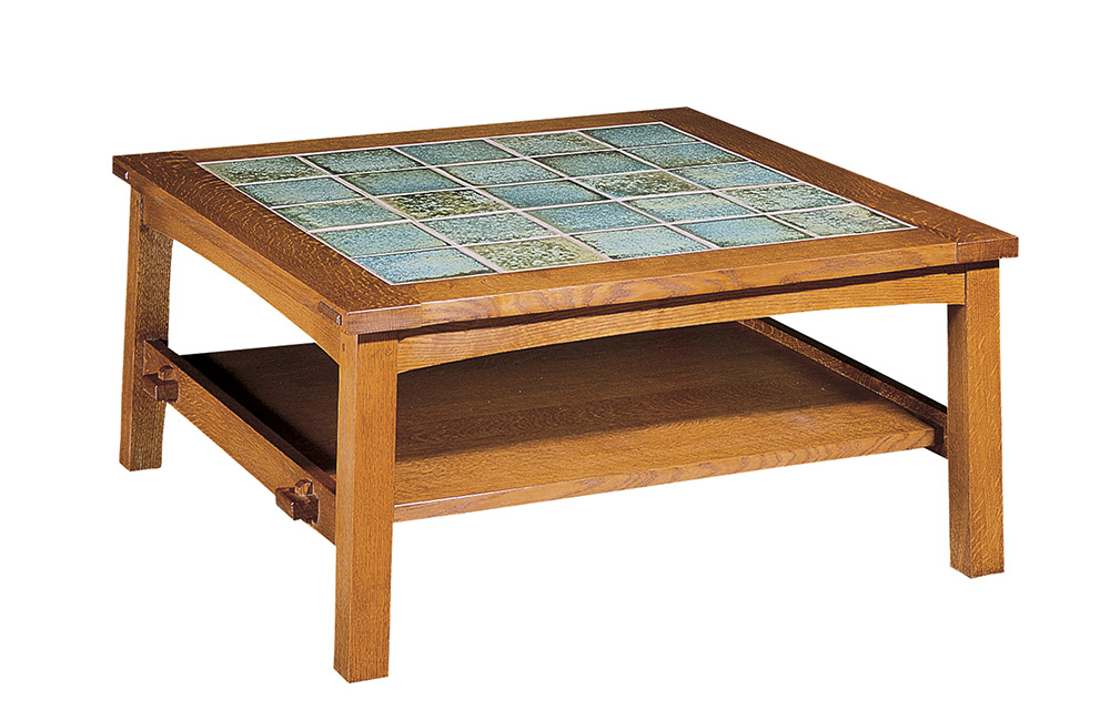 tile top cocktail table