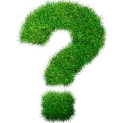 ponto de interrogação verde - o que é greenwashing no marketing