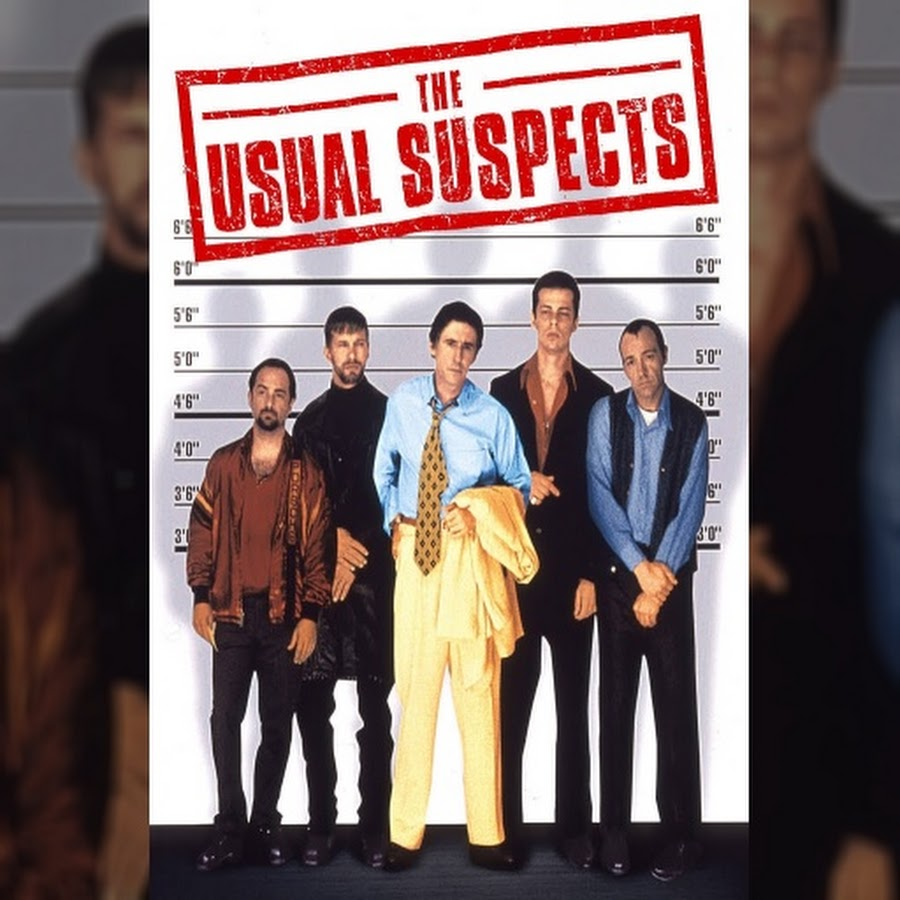 The Usual Suspects Topic YouTube