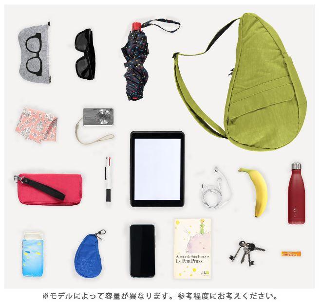 【ヘルシーバックバッグを購入】S・M ・XSサイズの違いは?