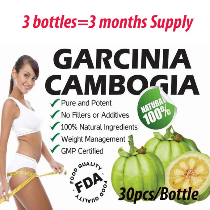 a Better Body full of Energy using Garcinia herb