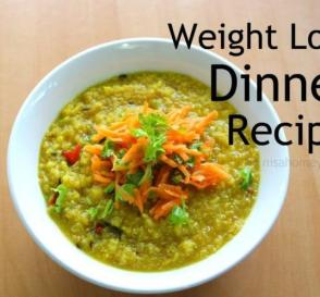 Healthy Dinner Recipes For Weight Loss Indian Vegetarian Low FatLow Calorie Recipes For Dinner