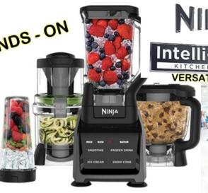 Ninja Food Processor Kitchen System Unboxing Review Ninja Intelli Sense Kitchen System Unboxing