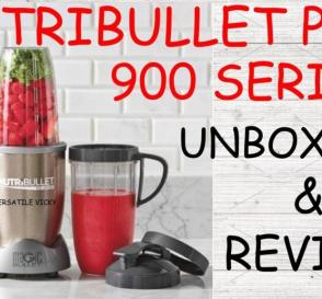 NutriBullet Review NutriBullet VS Magic Bullet Nutribullet Pro 900 Series Review