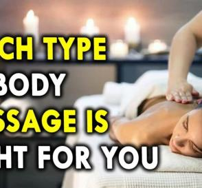 Which Type of Body Massage is Right For You Health Sutra Best Health Tips