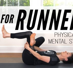 Yoga For Runners Physical Mental Stamina Yoga With Adriene