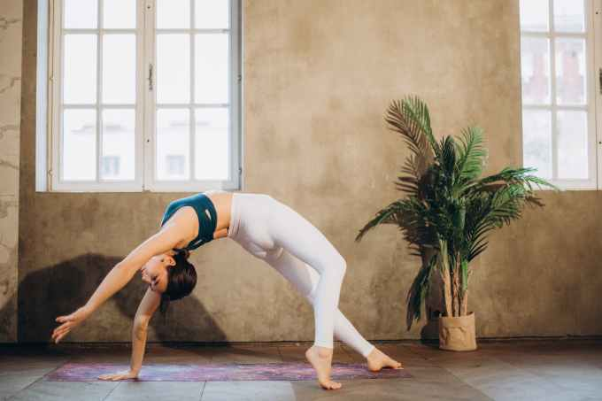 yoga is great for your body