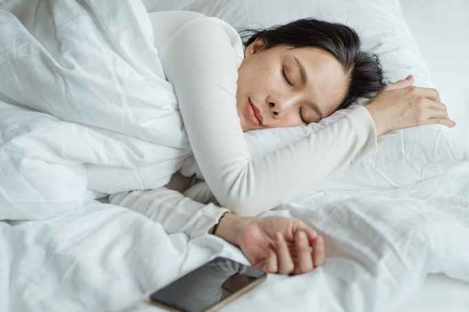 sleeping is good for you