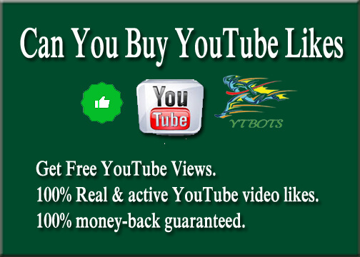 Can You Buy YouTube Likes - High Quality & Cheap Price