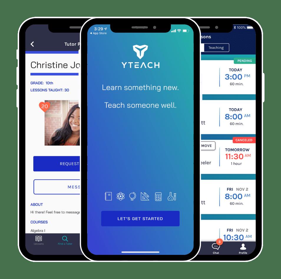 App Screens Overview
