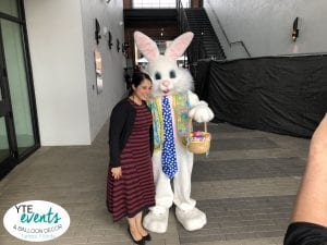 Armature Works Easter Bunny Making Friends