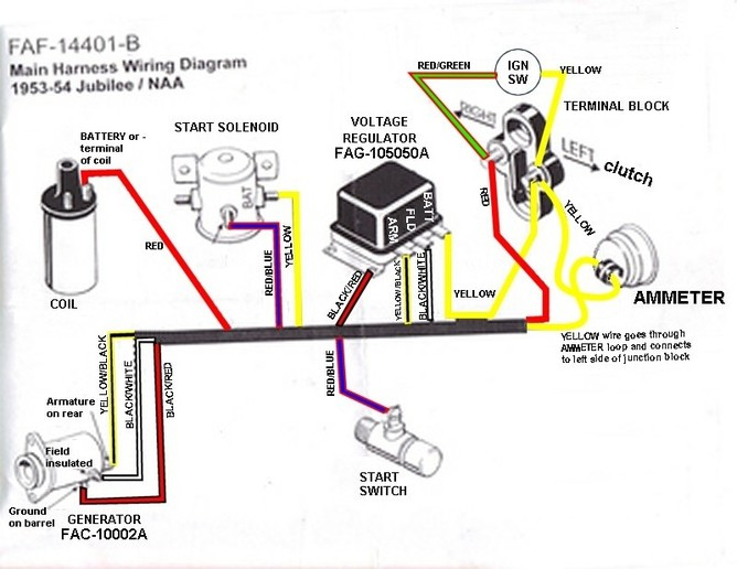 6v to 12v conversion diagram trusted schematics diagram ford 4000 diesel wiring-diagram 12v ford 4000 6v to 12v conversion 6v to 12v converter circuit diagram 6v to 12v conversion diagram