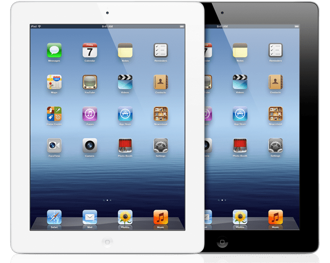 "Why the new iPad is just ""the new iPad"" (1/3)"