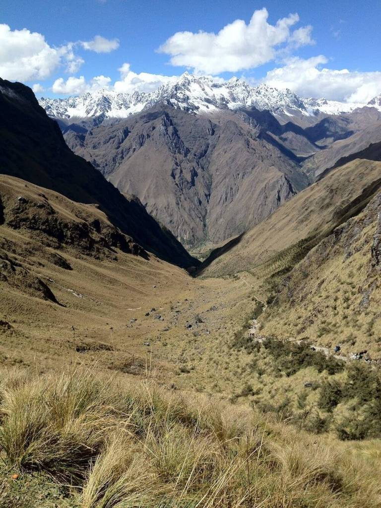 Inca Trail, Mount Veronika