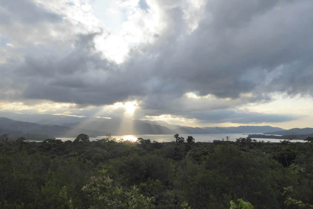 Lake Arenal, Lago Arenal, Arenal Volcano viewpoint