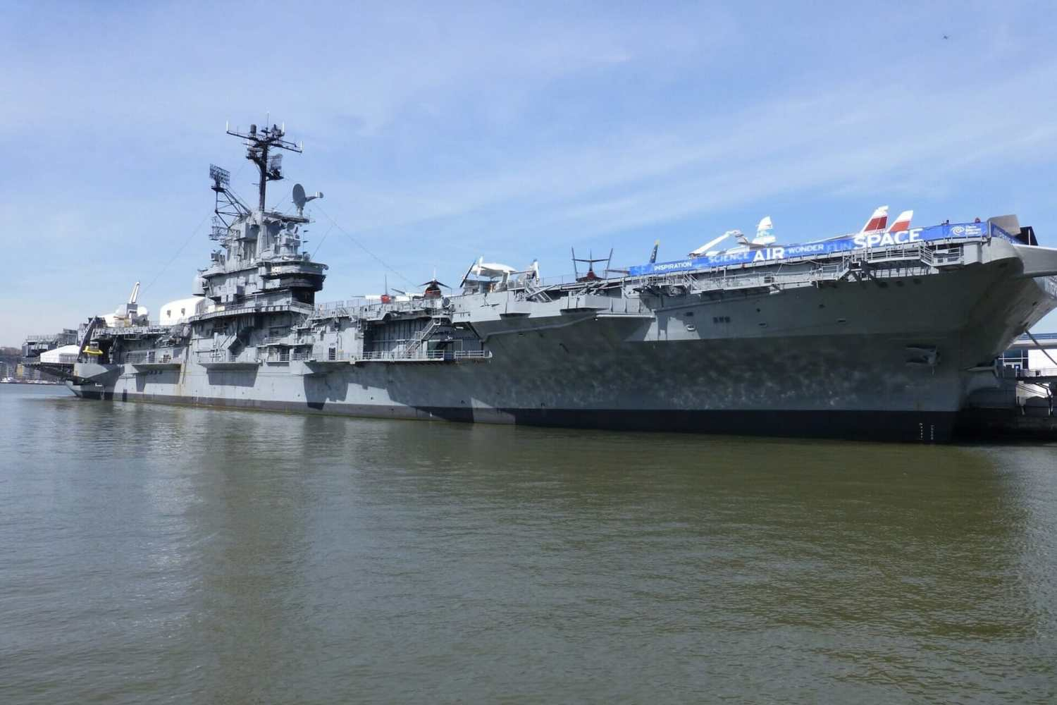 USS Intrepid, Intrepid Sea & Air Museum