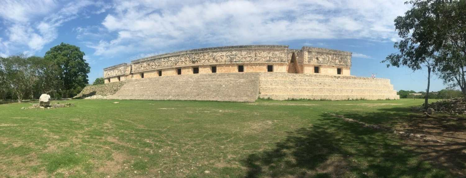 governors palace uxmal