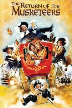 The Return of the Musketeers (1989)