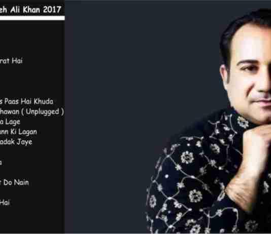 Rahat Fateh Ali Khan Jukebox