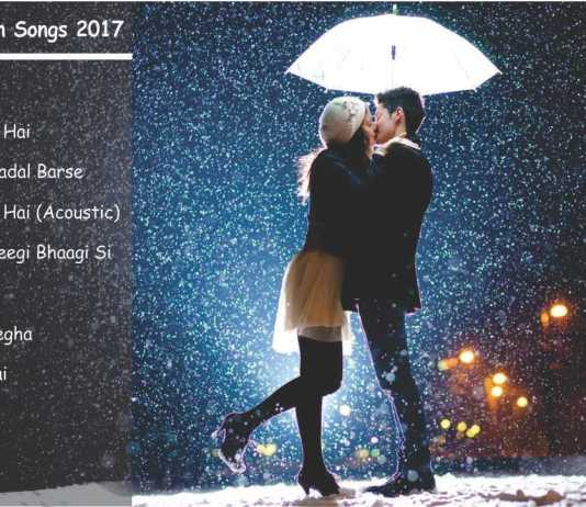 Bollywood Monsoon Songs